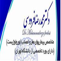 دکتر محمدرضا فردوسی